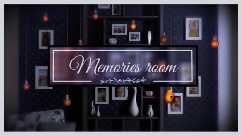 Videohive - Memories Room - 33592682 - 33592682