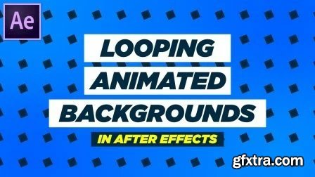 Looping Animated Backgrounds in After Effects