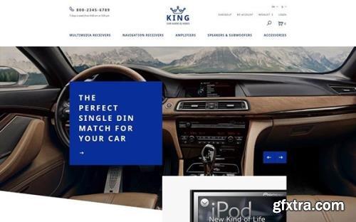 Car Audio Video v1.0 - OpenCart Template - TM 58049