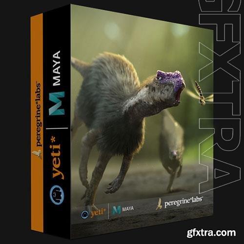 Peregrine Labs Yeti 4.0.3 Maya 2020-2022 Win x64