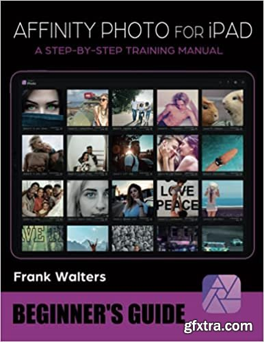 Affinity Photo for iPad - Beginner\'s Guide: A Step-by-Step Training Manual