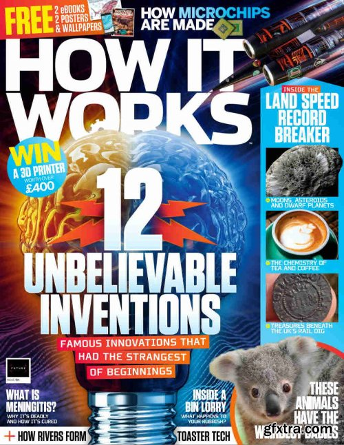 How It Works - Issue 154, 2021