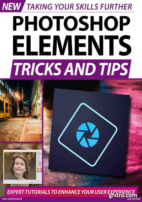 Photoshop Elements, tricks and tips - 2nd Edition 2020