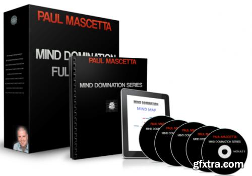 Paul Mascetta - The Mind Domination Series