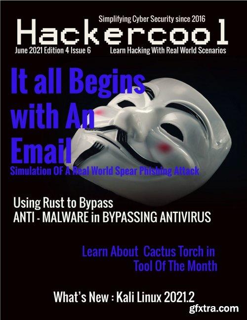 Hackercool - June 2021
