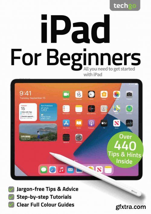 iPad For Beginners - 7th Edition 2021