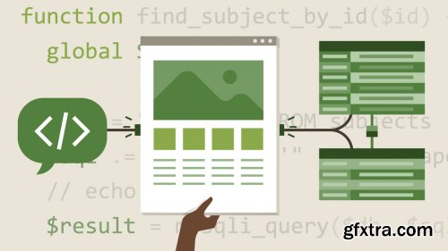 PHP with MySQL Essential Training: 1 The Basics Online Class