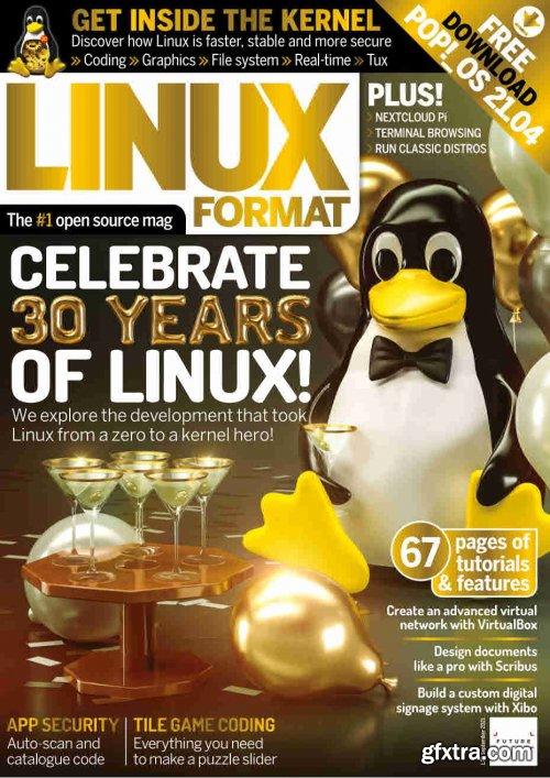 Linux Format UK - September 2021