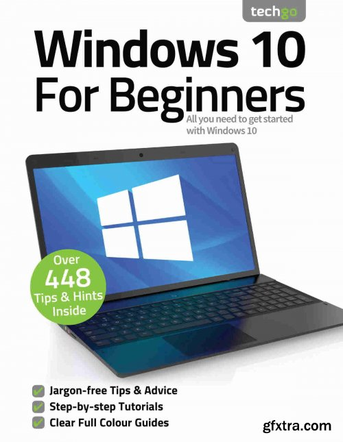 Windows 10 For Beginners – 7th Edition 2021
