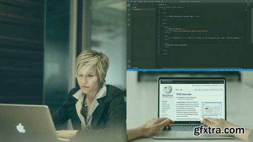 Front-End Web Development Quick Start With HTML5, CSS, and JavaScript