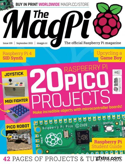 The MagPi - September 2021