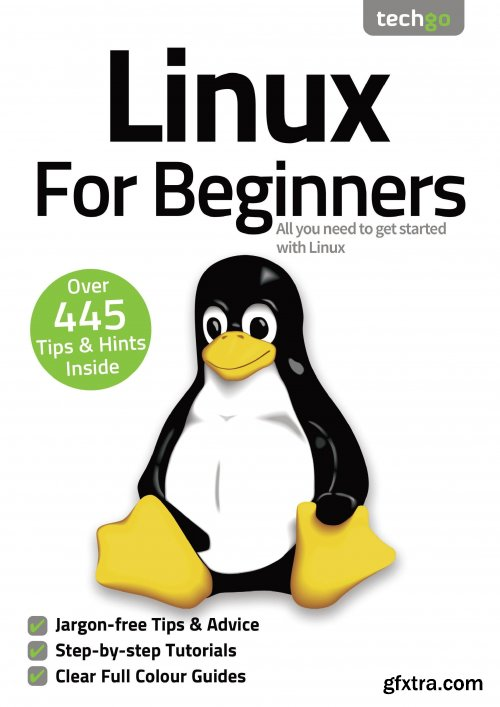 Linux For Beginners - August 2021