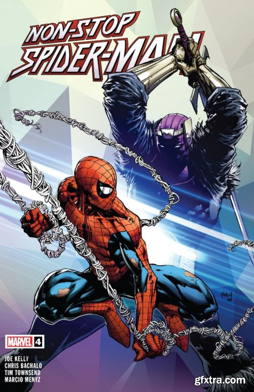 Non-Stop Spider-Man #4 (2021)