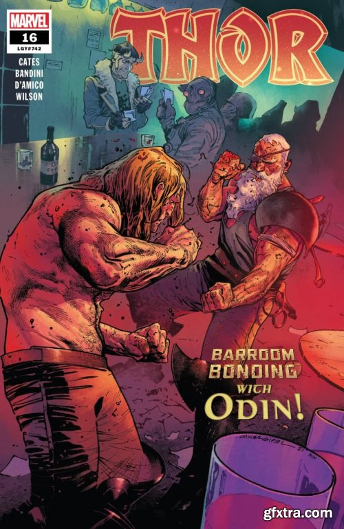 Thor #16 (2021)