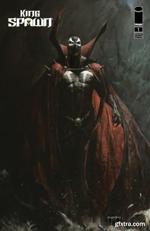 King Spawn #1 (2021)