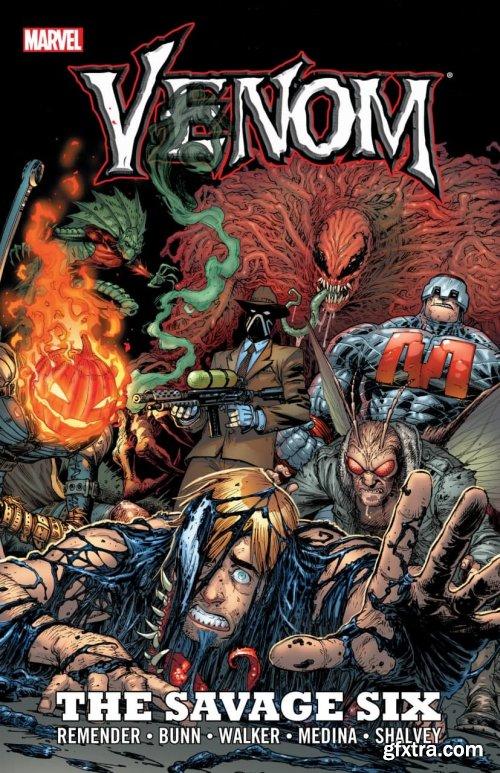 Venom – Savage Six (TPB) (2013)