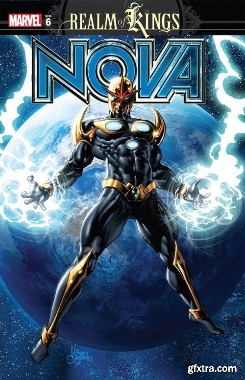 Nova – Realm Of Kings (TPB) (2009)