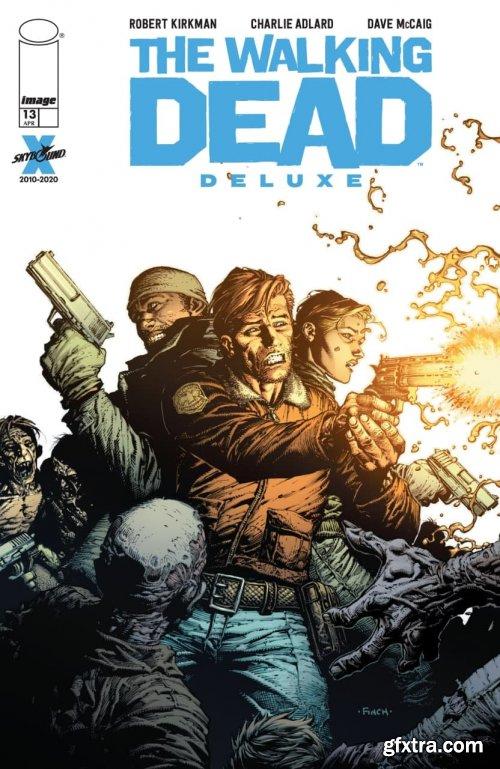 The Walking Dead Deluxe #13 (2021)