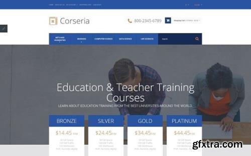 Career Education v1.0 - Responsive OpenCart Template - TM 60103