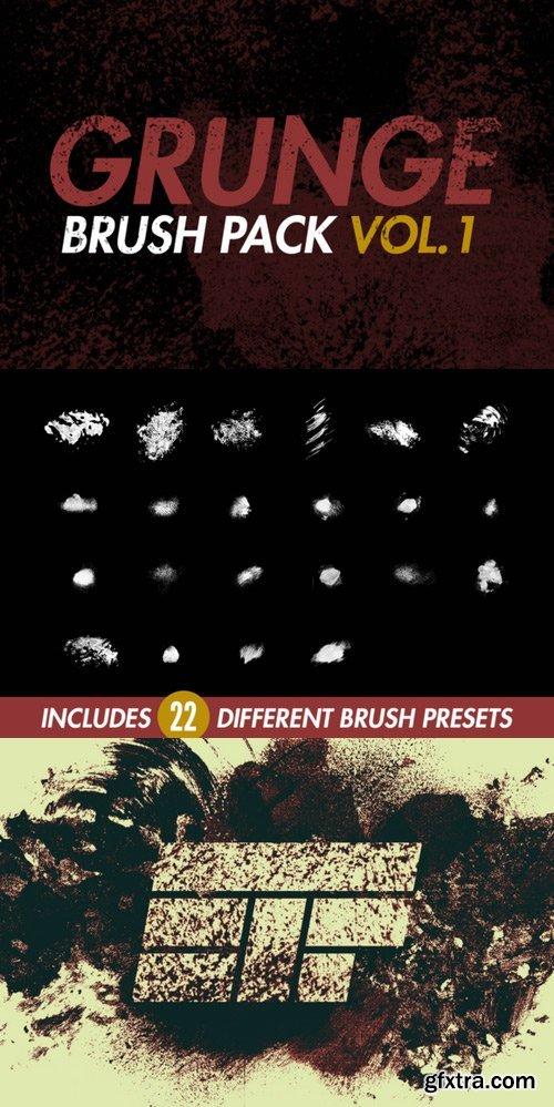 CM - Grunge Brush Pack Vol.1 620747