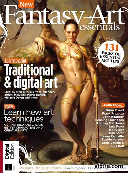 Fantasy Art Essentials - 7th Edition