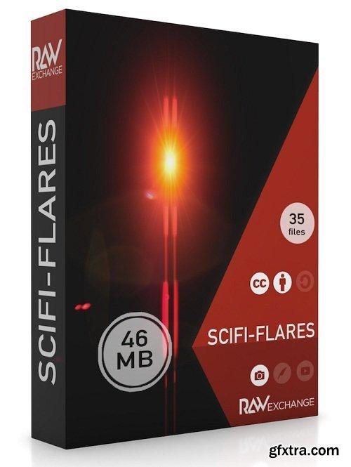 RAWexchange - Sci -Fi Lens Flares