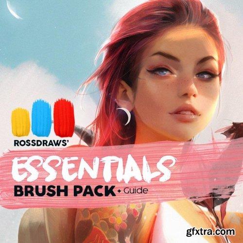 Rossdraws' Essentials Brush Pack