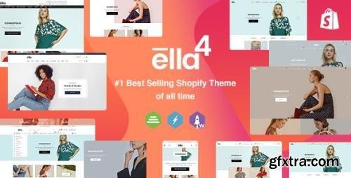 ThemeForest - Ella v5.0.2 - Multipurpose Shopify Sections Theme - 9691007