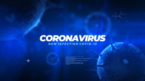 Videohive - Virus Pandemic - 33687387 - 33687387