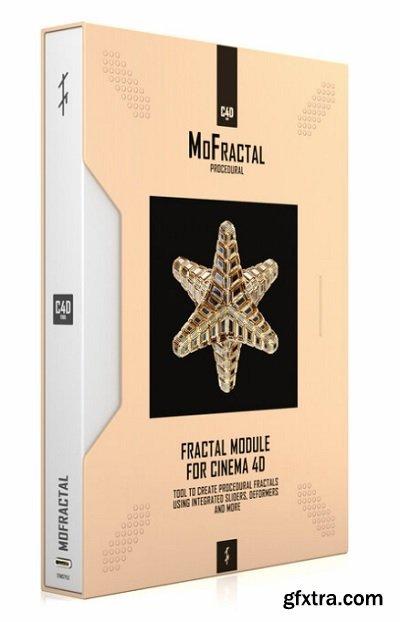 TFMStyle – MoFractal for Cinema 4D