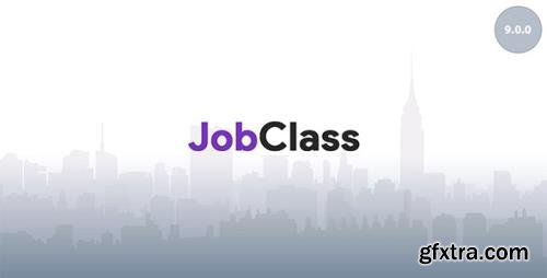 CodeCanyon - JobClass v9.0.0 - Job Board Web Application - 18776089 - NULLED