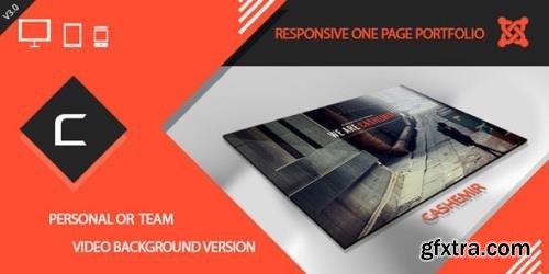 ThemeForest - Cashemir v3.0.2 - Responsive One Page Joomla Template - 8508623