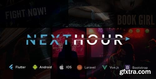 CodeCanyon - Next Hour v4.0 - Movie Tv Show & Video Subscription Portal Cms Web and Mobile App - 24626244 - NULLED