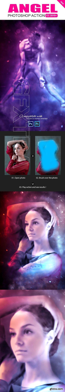 GraphicRiver - Angel Photoshop Action 22530663