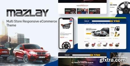 ThemeForest - Mazlay v1.1 - Car Accessories Prestashop Theme - 28430102