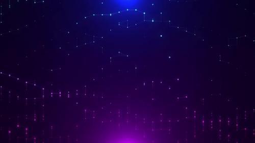 Videohive - Plexus Waves Bg - 33719568 - 33719568