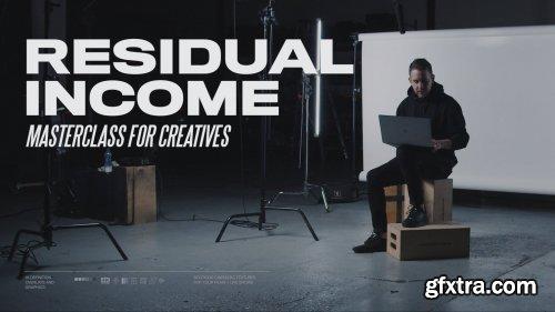 EzraCohen - Masterclass: RESIDUAL INCOME FOR CREATIVES
