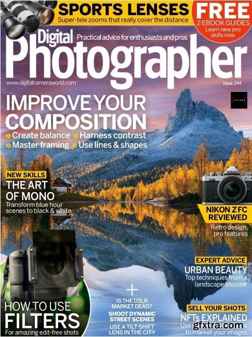 Digital Photographer - Issue 244, 2021