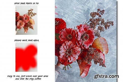 CreativeMarket - Artistic Painting Photoshop Action 4318557