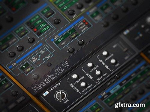Groove3 Arturia Matrix-12 V Explained