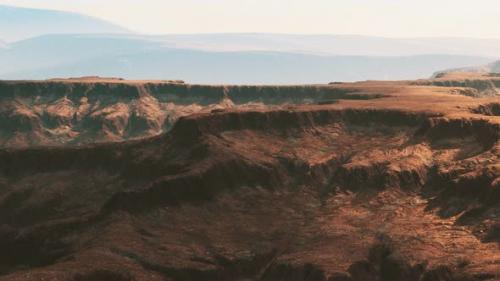 Videohive - Grand Canyon From the Plane - 33799374 - 33799374