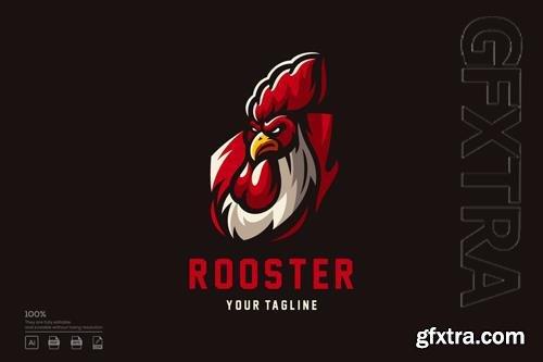 Rooster Esport Logo