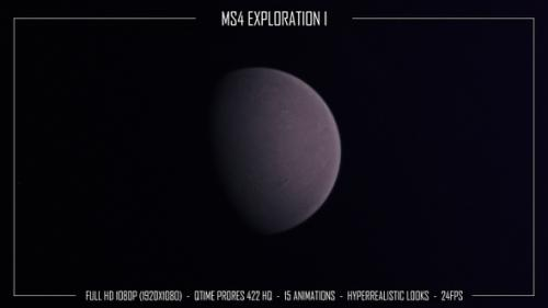 Videohive - 2002 MS4 Exploration I - 33825635 - 33825635