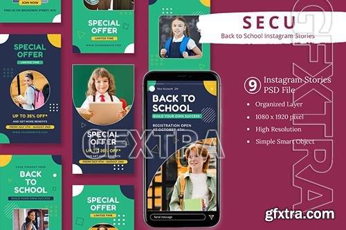 Secu - Back to School Instagram Stories SCM3G8P