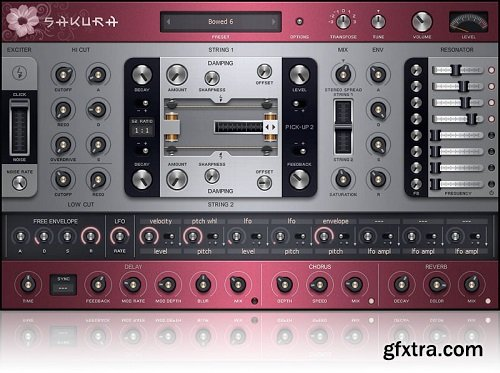 Image-Line Sakura v1.1.8