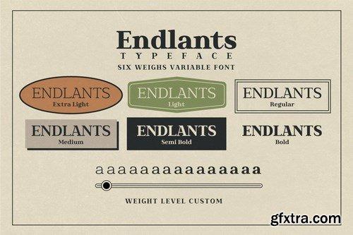 Endlants Font