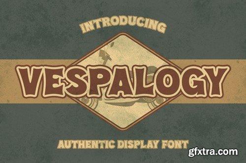 Vespalogy - Authentic Display Vintage