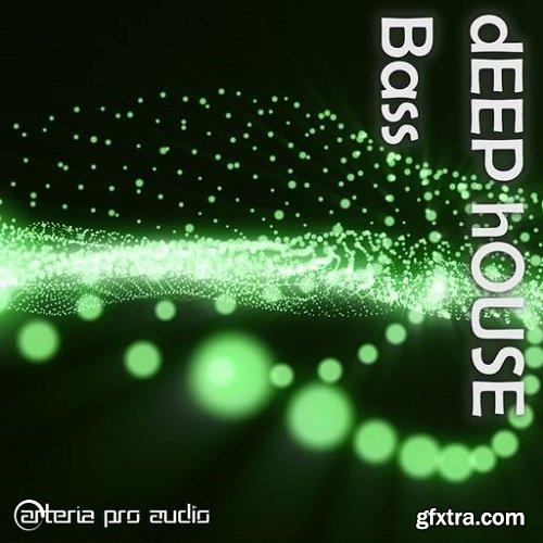 Arteria Deep House Bass WAV