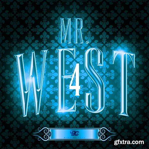 Big Citi Loops Mr. West 4 WAV