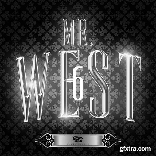 Big Citi Loops Mr. West 6 WAV
